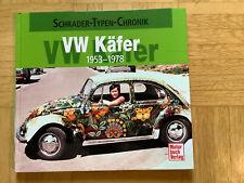 VW Käfer 1953-1978 (gebunden, 2012)