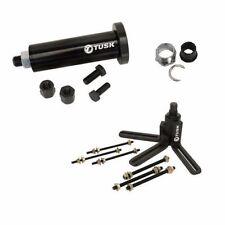 Tusk Crankcase Splitter Separator And Crank Puller Installer + C Clip Adapter