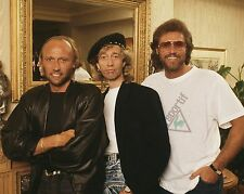 "Bee Gees 10"" x 8"" Photograph no 30"