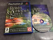 PS2 : robin hood's quest