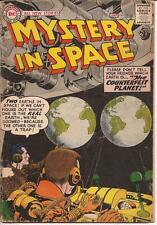 DC Mystery In Space #35 The Counterfeit Planet Space Taxi Interplanetary Babysit