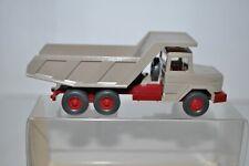 Wiking 671/2D Magirus-Deutz Dump Truck (Gray-Beige) for Marklin NEW w/BOX
