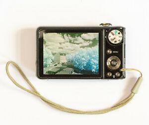 SAMSUNG PL150 Digitalkamera 12.4MP INFRAROT UMBAU Infrarotkamera Kamera IR Mod