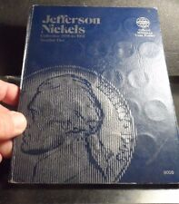 PREOWNED WHITMAN JEFFERSON COIN HOLDER BOOK FOR YEARS 1938-1961 (013017)1