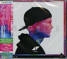 AVICII-STORIES JAPAN TOUR EDITION-JAPAN CD BONUS TRACK F56