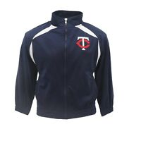 MLB Minnesota Twins Light  Jacket Official MLB Attire New with Tags