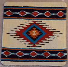 Wool Pillow Cover HIMAYPC-43 Hand Woven Southwest Southwestern 18X18