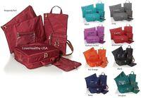 Samantha Brown 6-piece Travel Survival Kit/ Organizer - PICK A COLOR -BRAND NEW