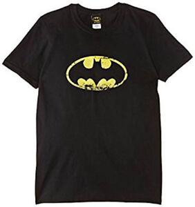 DC Comics Batman Logo T Shirt - Official Licensed Product - Medium