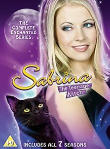 Sabrina The Teenage Witch: The Complete Series [DVD][Region 2]