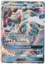 Pokemon TCG SM SUN & MOON BASE SET : PRIMARINA GX 42/149