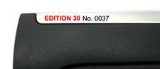 VW Golf Edition 30 Logo (votre numéro) Boîte à Gants decals stickers Graphics decals
