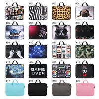 Laptop Bag Sleeve Case Cover For MacBook Air Pro HP Lenovo Acer Dell 13 14 15 17