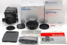 【Rare Brand New】Mamiya RZ67 Pro II Medium Format with 110mm f2.8 from Japan 384