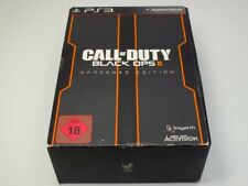 !!! PLAYSTATION PS3 SPIEL Call of Duty Black Ops II Hardened Edition USK18 !!!