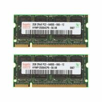 4GB 2x 2GB HP Pavilion G Series G50 G56 G60 G61 G70 G71 DDR2 Notebook Memory UK