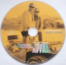 Thomas Crown Affair - Steve McQueen - Faye Dunaway - Windmills of Your Mind
