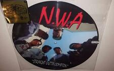 NWA STRAIGHT OUTTA COMPTON (2015 RELEASE) BRAND NEW SEALED PICTURE DISC VINYL LP
