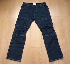Blue Inc Denim Design Division Men's Urban Regular Fit Blue Jeans Size W38 L34