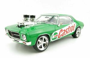 DDA GreenLight DDA205 Castrol Hanful 1973 Holden Monaro HQ GTS Custom Green 1:24