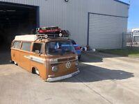 Slambassador volkswagen t2 bay window camper