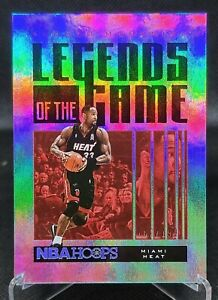 20/21 NBA Hoops Alonzo Mourning Legends Of The Game Holo 162/199