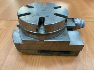 Aciera F3 coordinate milling attachment