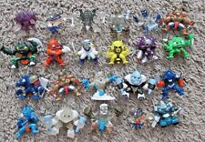 FISTFUL OF POWER CRYSTAL AND REGULAR LOT OF 22 RARE MINI FIGURE