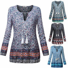 Unbranded Rayon Floral Tops for Women