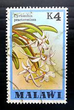 MALAWI 1979 Orchid 4k SG591 Cat £5 SALE PRICE BIN1788