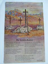 German Postcard WW1 era. KOLONIALKRIEGERDANK (Wartime Colonial Society)