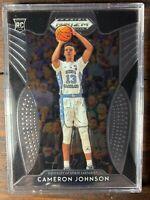Cameron Johnson Rookie Card #13 Panini Prizm NBA Basketball RC Phoenix Suns MINT