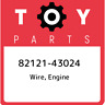 82121-43024 Toyota Wire, engine 8212143024, New Genuine OEM Part