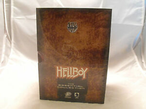 VS SYSTEM DC HELLBOY THE ESSENTIAL COLLECTION SEALED BOX