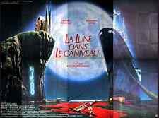 LA LUNE DANS LE CANIVEAU * DEPARDIEU * Affiche Géante: 4 m x 3 m ( 8 morceaux)