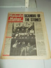 MELODY MAKER 1976 MAY 29 ROLLING STONES THE WHO LED ZEPPELIN