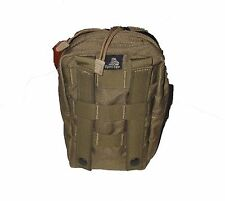 Coyote Modular Medium Vertical MOLLE General Purpose Utility Pouch by SPECTER