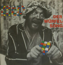 """KRAZY KURT - LE CUBE SONG - ACH LORDY, A DIT LOTTCHEN 7""""SINGLES (h134)"""