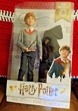 Wizarding World of Harry Potter Poseable Ron Weasley Doll New Factory Sealed