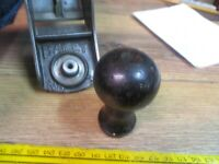 TALL WOOD Front Knob for STANLEY No 3 BENCH Plane REPLACEMENT PART