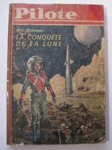 Pilote reliure éditeur n°1 1959 Ed. Dargaud BE