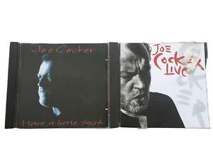 CD's Joe Cocker - I have a little Faith, Live