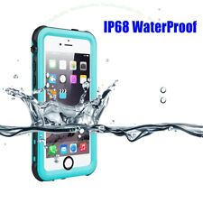 Waterproof Dustproof Mudproof Shockproof Protection Case Cover- iPhone 6 6S 4.7""