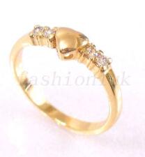 Diamant Modeschmuck-Ringe mit Herz-Schliffform für Damen