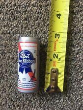New Rare pabst blue ribbon beer can butane lighter
