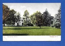 Vintage Postcard 1910 +/- DeLancy School Geneva, NY Unposted