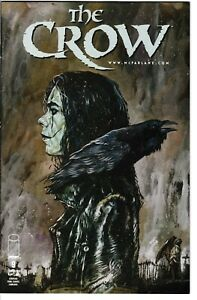 The Crow 9 Oct 99 Image N/M Never Read New Old Stock Ashes to Ashes