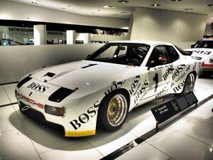 Porsche 924/944 GTP Le Mans FULL BODY KIT