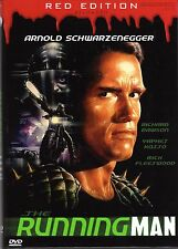 Running Man , small hardbox edition , 100% uncut , new , Arnold Schwarzenegger