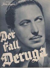 FALL DERUGA (BFK 2823, 1935) - WILLY BIRGEL